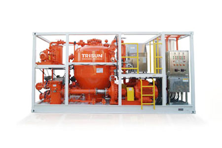 Automated Tank Cleaning Equipment