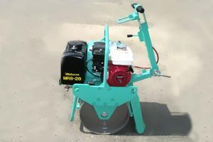MRS-26小型手扶单钢轮振动压路机