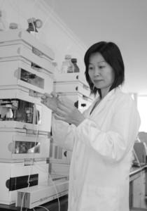 薛云丽:制药行业的巾帼专家-绿叶制药集团有限公司副总裁薛云丽