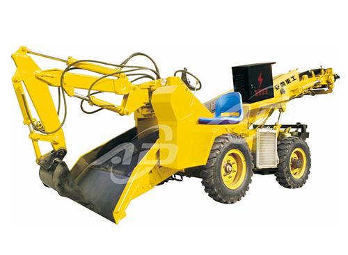 ADAW60摇尾型扒渣机