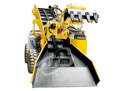 ADAW80轮式加强刮板型扒渣机